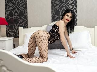 Mikela - I am a slender brunette - with a crazy apatite for life. I`m 100% real - every inch of me. ;) I`m a true amateur and quite new to this. Would you like to see more of me? Then come to my chat!